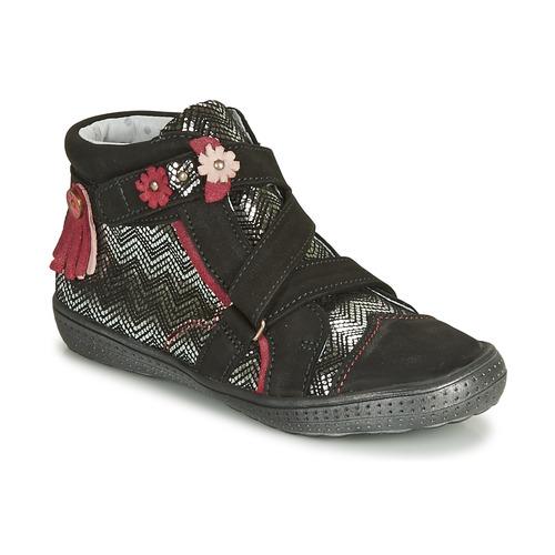 Zapatos especiales Catimini para hombres y mujeres Catimini especiales ROQUETTE Ctv / Negro plata / Dpf / 2852 38f0c1