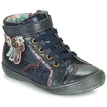 Zapatos Niña Botas de caña baja Catimini ROSIER Marino