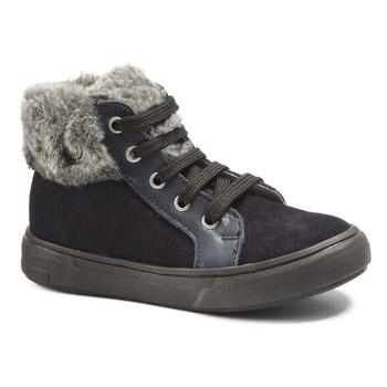 Zapatos Niña Botas de caña baja Catimini ROUSSETTE Cts / Marino / Dpf / Vidal