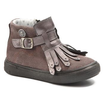 Zapatos Niña Botas de caña baja Catimini RUTABAGA Ctv / Madera / De / Rosa / Dpf / Vidal
