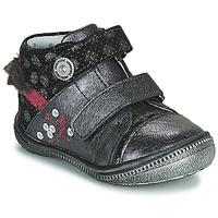 Zapatos Botas de caña baja Catimini ROSSIGNOL Vtc / Gris plateado / Dpf / 2822