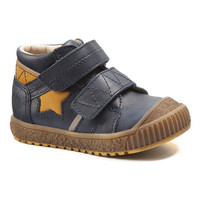 Zapatos Niño Botas de caña baja Catimini RADIS Vte / Marino - ocre / Dpf / Linux