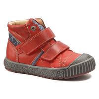 Zapatos Niño Zapatillas altas Catimini RAIFORT Vte / Rojo - marino  / Dch / Linux