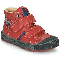 Zapatos Niño Botas de caña baja Catimini RAIFORT Rojo
