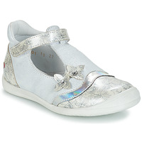 Zapatos Niña Bailarinas-manoletinas GBB SERENA Blanco
