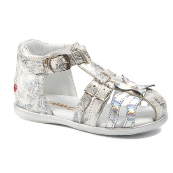 Zapatos Niña Sandalias GBB SHANICE Vtv / Nacarado - estampado / Dpf / Rensa