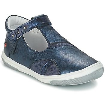 Zapatos Niña Bailarinas-manoletinas GBB SHAKIRA Azul