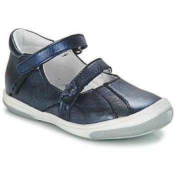 Zapatos Niña Bailarinas-manoletinas GBB SYBILLE Azul