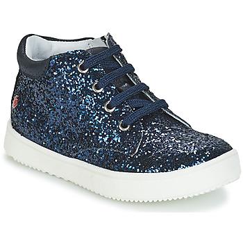 Zapatos Niña Botas de caña baja GBB SACHA Azul