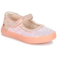Zapatos Niña Botas de caña baja GBB SAKURA Svt / Rosa / Dpf / Dinner