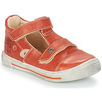 Zapatos Niña Bailarinas-manoletinas GBB STEVE Rojo