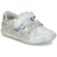 Zapatos Niña Botas de caña baja GBB SHEILA Blanco