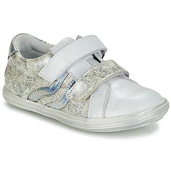 Zapatos Niña Zapatillas bajas GBB SHEILA Blanco
