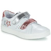 Zapatos Niña Botas urbanas GBB SANDRA Vte / Nacarado - rosa / Dpf / Dolby