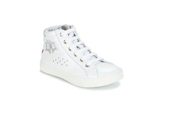 Zapatos Niña Botas de caña baja GBB SERAPHINE Blanco