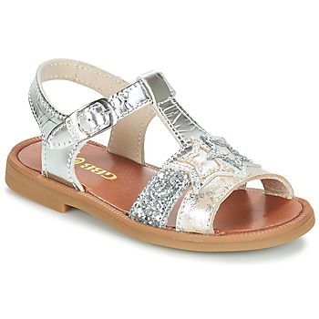 Zapatos Niña Sandalias GBB SHANTI Vts / Plateado / Dpf / 2794