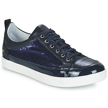 Zapatos Niña Zapatillas bajas GBB ISIDORA Azul / Marino