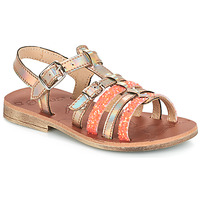 Zapatos Niña Sandalias GBB BANGKOK Oro