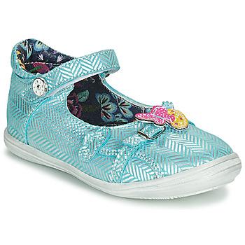Zapatos Niña Bailarinas-manoletinas Catimini SITELLE Azul