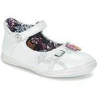 Zapatos Niña Bailarinas-manoletinas Catimini SITELLE Blanco