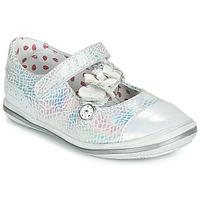 Zapatos Niña Bailarinas-manoletinas Catimini STROPHAIRE Plateado
