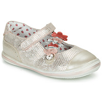 Zapatos Niña Bailarinas-manoletinas Catimini STROPHAIRE Rosa