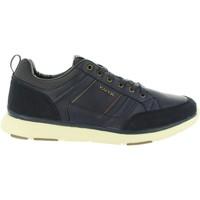 Zapatos Hombre Zapatillas bajas Kappa 303WBU0 SIMEHUS Azul