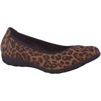 Zapatos Mujer Bailarinas-manoletinas Mephisto EMILIE Marrón