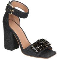 Zapatos Mujer Sandalias Marni SAMSV08C10 TW600 ZI768 Grigio scuro