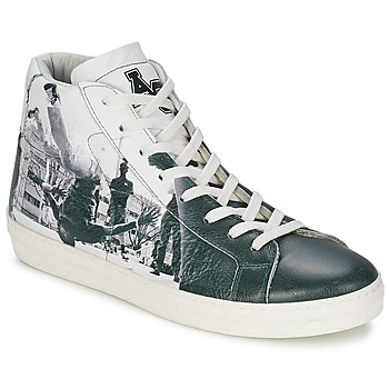 Zapatillas altas American College BREAKDANCE
