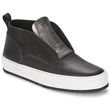 Zapatos Mujer Zapatillas altas Barleycorn CLASSIC Negro