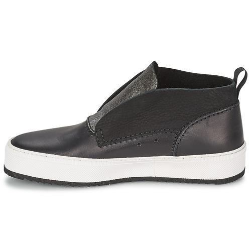 Negro Zapatillas Altas Negro Altas Negro Mujer Zapatillas Mujer Zapatillas Mujer Altas ZPXuki