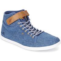Zapatos Hombre Zapatillas altas Boxfresh SWICH Azul / Claro