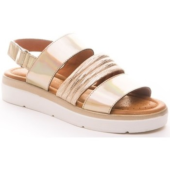 Zapatos Mujer Sandalias Bipedes INNOCENT SHOES 1001 OURO Oro