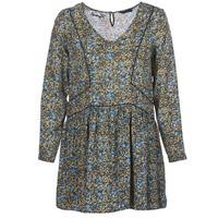 textil Mujer vestidos cortos Kaporal VERA Beige / Multicolor