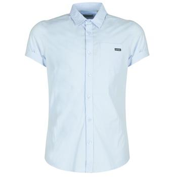 textil Hombre camisas manga corta Kaporal LOGIK Azul