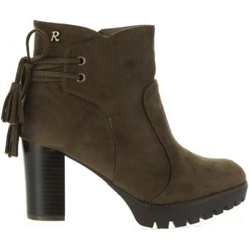 Zapatos Mujer Botines Refresh 63654 Marr?n