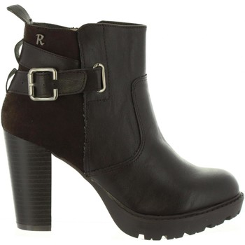 Zapatos Mujer Botines Refresh 63632 Marr?n