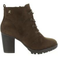 Zapatos Mujer Botines Refresh 63648 Marr?n