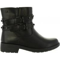 Zapatos Mujer Botines Refresh 63838 Negro