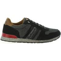 Zapatos Hombre Zapatillas bajas Refresh 63949 Negro