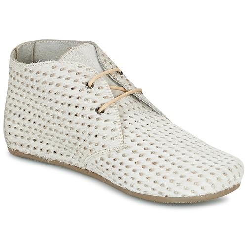 Zapatos casuales salvajes Maruti GIMLET Blanco - Envío gratis Nueva promoción - Zapatos Botas de caña baja Mujer  Blanco