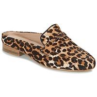 Zapatos Mujer Zuecos (Mules) Maruti BELIZ Marrón / Negro