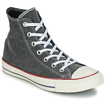Zapatos Zapatillas altas Converse Chuck Taylor All Star Hi Stone Wash Gris