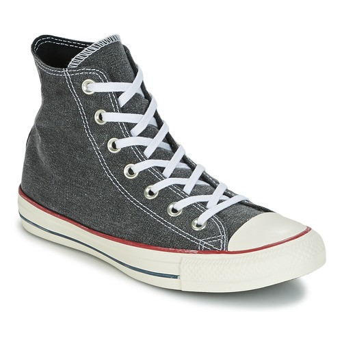Gran descuento Zapatos especiales Converse Chuck Taylor All Star Hi Stone Wash Gris