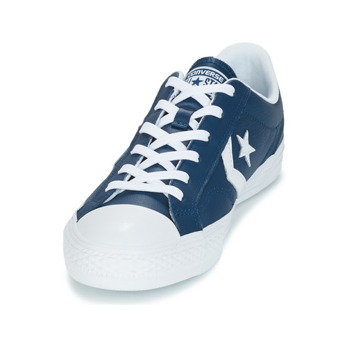 Converse Star Ox Essentials Leather Marino Player EH9D2I
