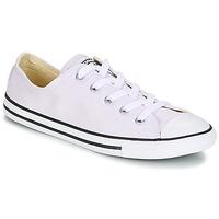 Zapatos Mujer Zapatillas bajas Converse Chuck Taylor All Star Dainty Ox Canvas Color Blanco