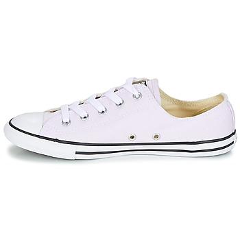 Converse Chuck Taylor All Star Dainty Ox Canvas Color Blanco