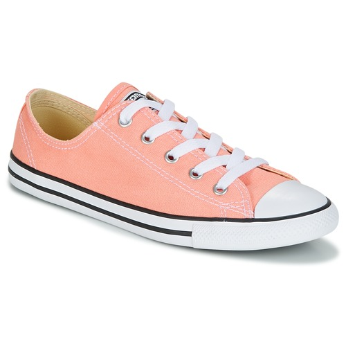 Últimos recortes de precios Converse Chuck Taylor All Star Dainty Ox Canvas Color Rosa - Envío gratis con