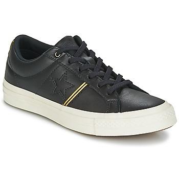 Zapatos Zapatillas bajas Converse One Star Negro